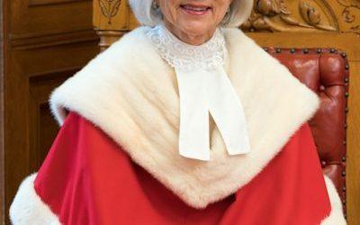 La juge en chef de la Cour suprême prendra sa retraite en décembre