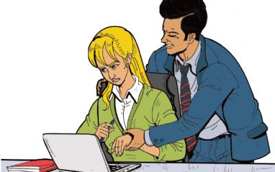Sondage sur le harcèlement sexuel dans le milieu du travail